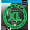 D'Addario 40-125 Long Scale 5-string Bass Strings