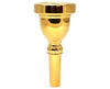 Bach Gold Plated 6.5 AL Trombone Mouthpiece - Palen Music
