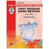First Division Band Method, Book 1 | Palen Music