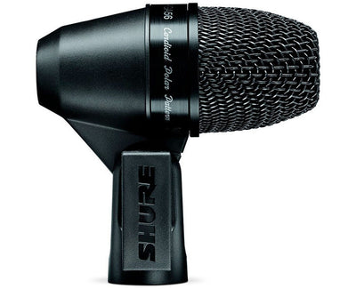 Shure PGA56 Dynamic Snare/Tom Microphone w/ XLR Cable | Palen Music