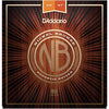 D'Addario 10-47 Nickel Bronze Acoustic Guitar Strings