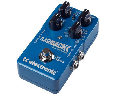TC Electronic Flashback Delay/Looper Pedal | Palen Music