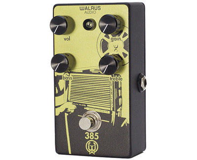 Walrus Audio 385 Projector Overdrive Pedal | Palen Music