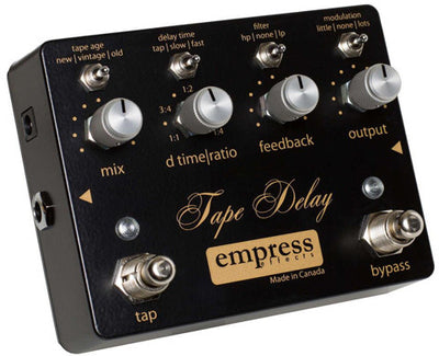 Empress Effects Tape Delay Pedal