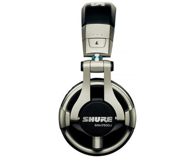 Shure SRH750 DJ Headphones | Palen Music