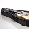 Mono Dual Jet Black Electric Guitar Case