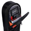 Mono Single Jet Black Electric Guitar Case
