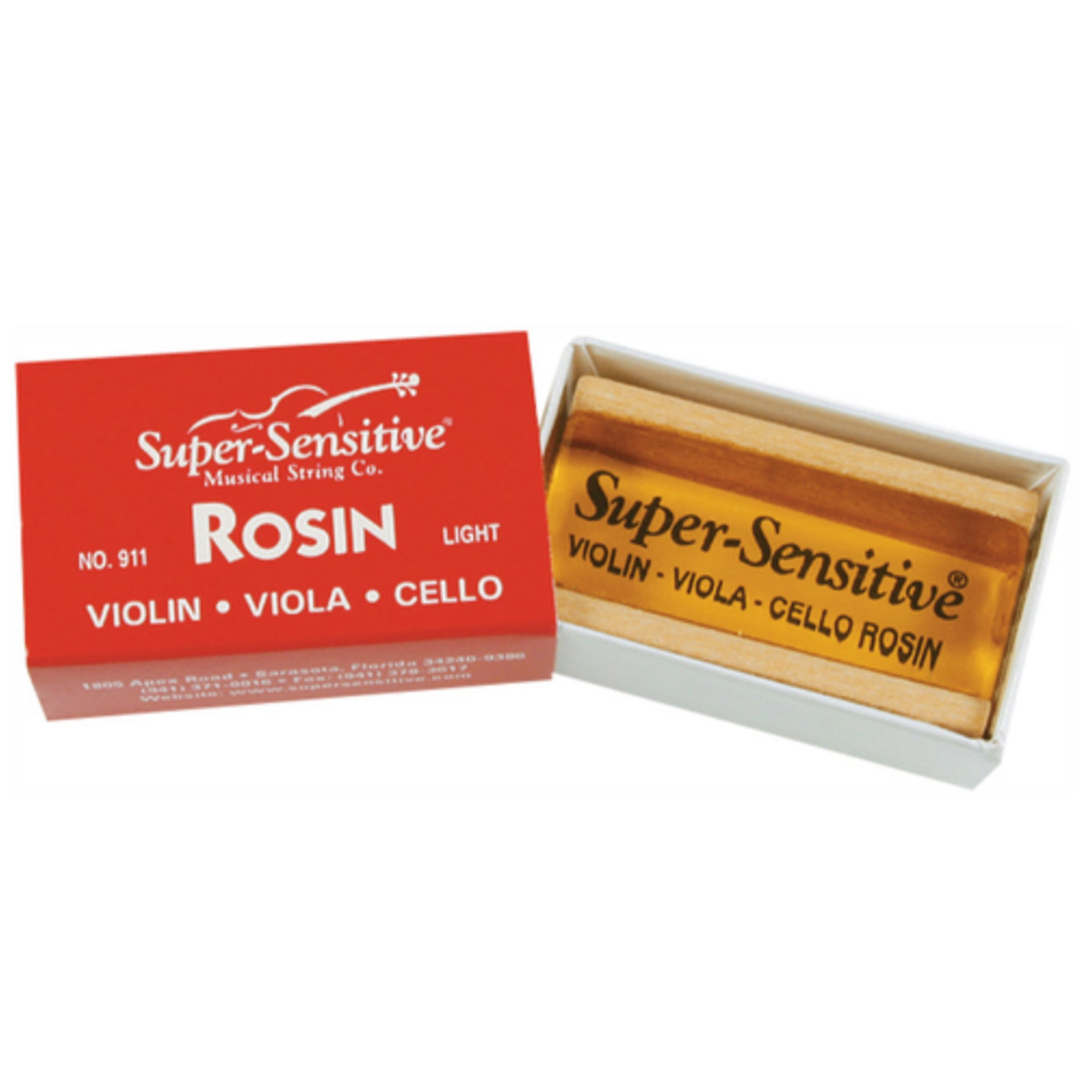 Super Sensitive Light Rosin