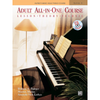 Alfred Adult All-in-one Course W/ Cd - Palen Music