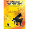 Alfred Self-Teaching Adult Piano Course w/CD | Palen Music
