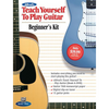 Alfred Teach Yourself to Play Guitar Beginner's Kit | Palen Music