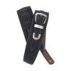 Belt Buckle Leather Guitar Strap | Palen Music