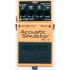 Boss AC-3 Acoustic Simulator - Palen Music
