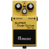 Boss SD1-W Waza Craft Special Edition Super Distortion