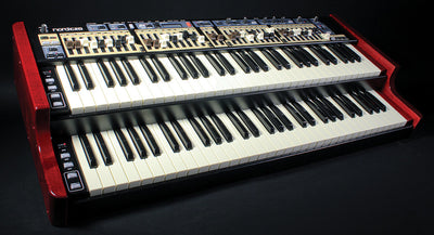 Nord C2D Dual Manual Combo Organ Bundle with Free Extra Gear from Palen Music!