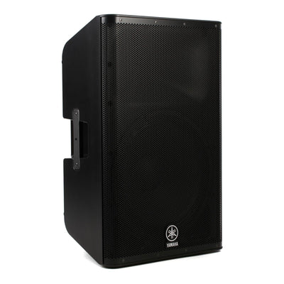 "Yamaha DXR15 1100W 15"" Powered Speaker 