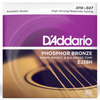 D'Addario Phosphor Bronze Nashville Set .010-.027 | Palen Music