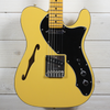 Fender Britt Daniel Tele Thinline 2019 Amarillo Gold | Palen Music