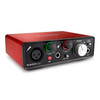 Focusrite Scarlett Solo  2-in/2-out Computer Recording Audio Interface | Palen Music