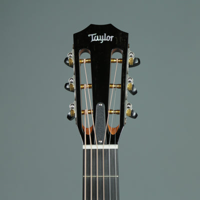 Headstock view 712ce 12-Fret