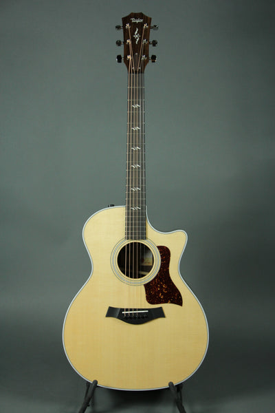 Taylor 414ce-R - V-Class Bracing, Rosewood Back and Sides | Palen Music