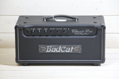 Bad Cat Classic Pro 20 Reverb Head