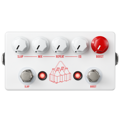 JHS The Milkman Echo/Slap Delay with Boost