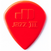 Jazz III Nylon Sharp 1.38mm 6pk - Red | Palen Music
