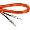 Lava 20ft Retro Coil Inst Cable - Orange | Palen Music