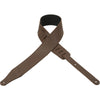 Levy Soft Leather Strap - Dark Brown