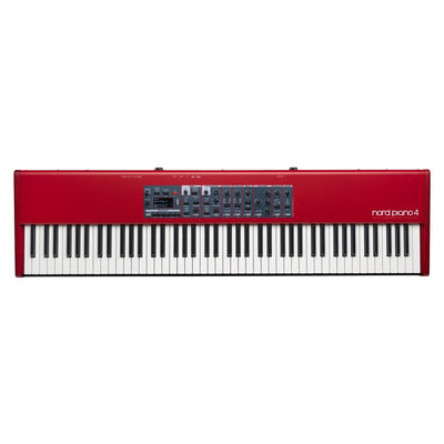Nord Piano 4 88-key StageDigital Piano with Virtual Hammer Action
