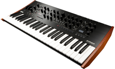 Korg Prologue-8 49 Key Analog Synthesizer Bundle w/ FREE Gear from Palen Music!