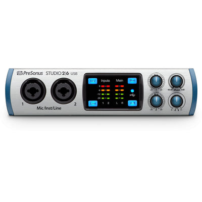 PreSonus Studio 2|6 USB Audio Interface