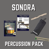 Sonora Percussion Pack