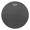 "Remo 14"" Suede Max Marching Snare Drum Head - Black- KS081400 - Palen Music"