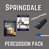 Springdale Percussion Pack