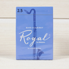 Royal #2.5 Bass Clarinet Reeds - Box of 10