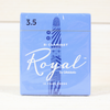 Royal #3.5 Bb Clarinet Reeds - Box of 10