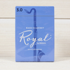 Royal #3 Bass Clarinet Reeds - Box of 10
