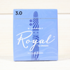 Royal #3 Bb Clarinet Reeds - Box of 10 - Palen Music