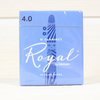 Royal #4 Bb Clarinet Reeds - Box of 10