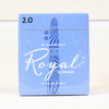 Royal #2 Bb Clarinet Reeds - Box of 10 | Palen Music