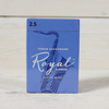 Royal by D'Addario RKB1025 #2.5 Tenor Saxophone Reeds - Box of 10 | Palen Music