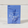 Royal by D'Addario RLB1025 #2.5 Baritone Saxophone Reeds - Box of 10 | Palen Music