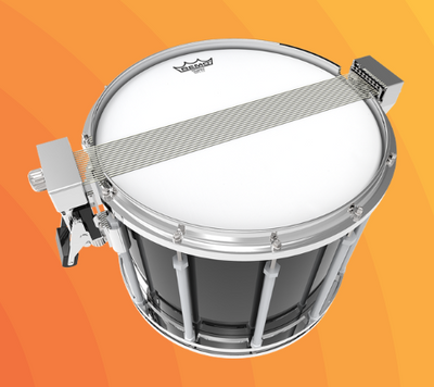 "Remo 14"" Falams II Snare Side Marching Drum Head"