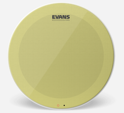 "Evans 14"" MX5 Snare Side Marching Drum Head"