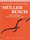 Muller Rusch String Method Bk.3 - Cello