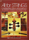 All For Strings Bk 3 Violin