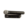 Shure BLX24/PG58 Handheld Wireless System | Palen Music