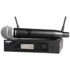 Shure GLXD24/SM58 Digital Handheld Wireless System - Palen Music